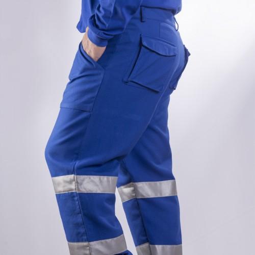 Pantalón de Seguridad Cargo, múltiples tallas