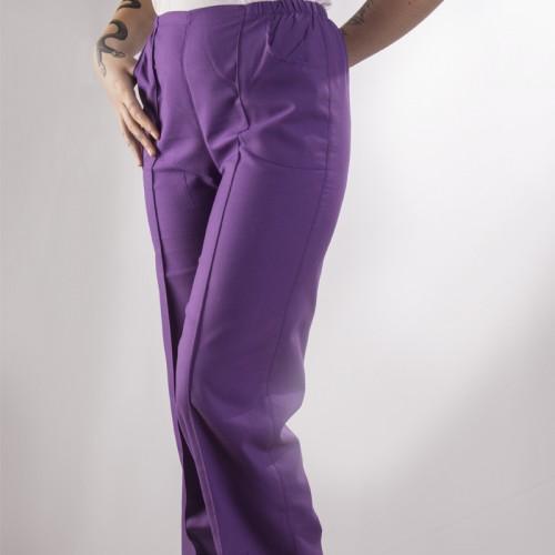 Pantalón enfermera, modelo 2, múltiples tallas