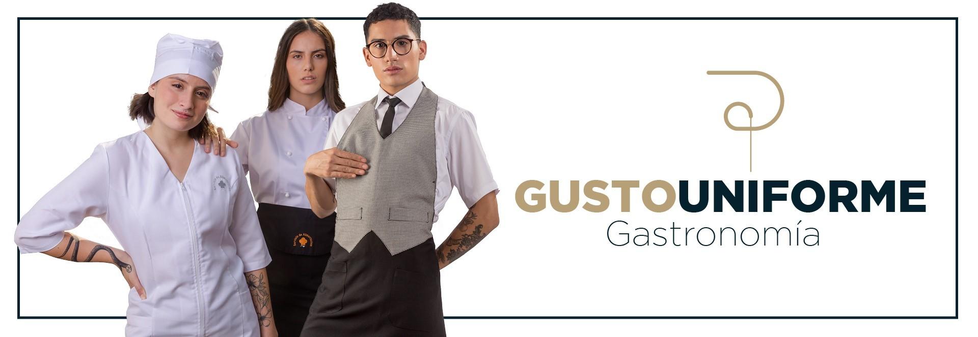 Gastronomía y Hotelería Uniforme
